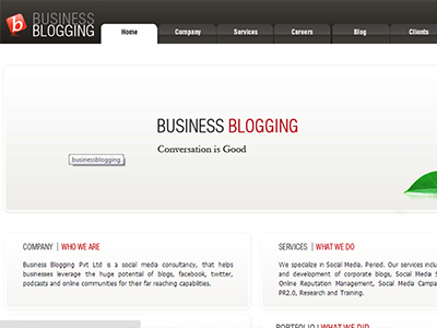 Businessblogging.org