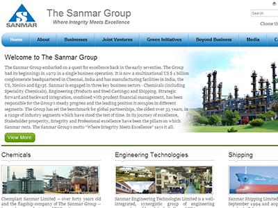 Sanmargroup.com