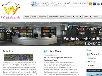 schoolsforindia.com